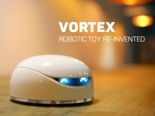Когда на рынке появится робот для детей Vortex?