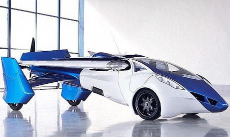 Когда в небе появятся летающие автомобили?
