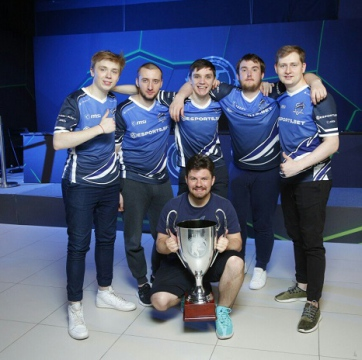 Vega Squadron won CIS Minor 2017