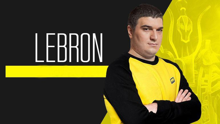 Natus Vincere welcomes fifth team member