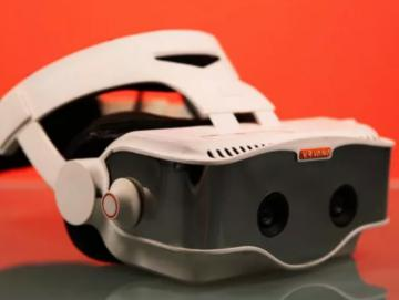 Компания Apple приобрела канадский стартап, создавший MR-шлем