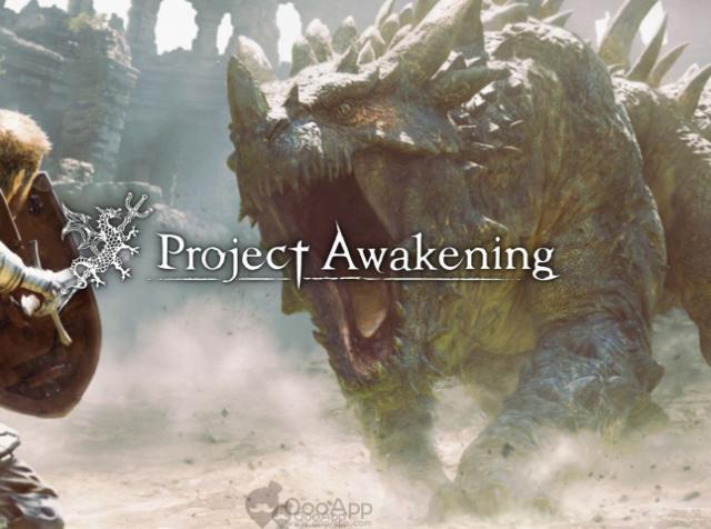 Компания CyGames показала трейлер экшена Project Awakening