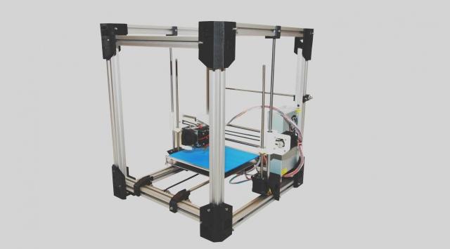 Компания ISG 3D представляет свой первый 3D-принтер ISG 11