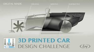 Компания Local Motors выбрала лучшие модели автомобилей для 3D-печати