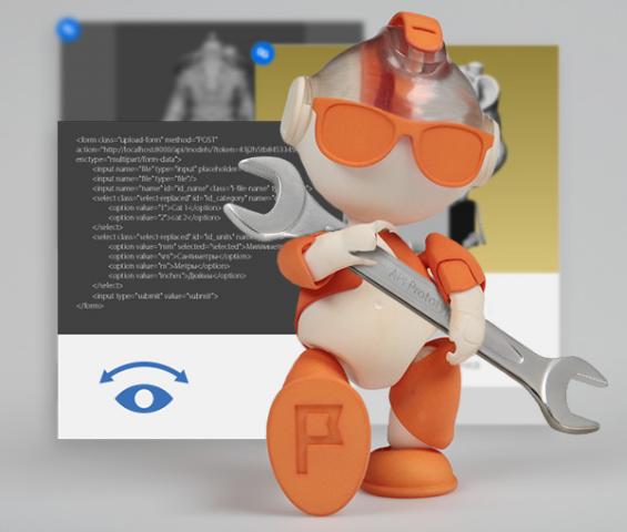 Компания Prototypster запускает API для интеграции с интернет-сервисами и приложениями