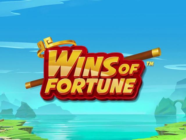 Компания Quickspin выпустила новый слот – Wins of Fortune