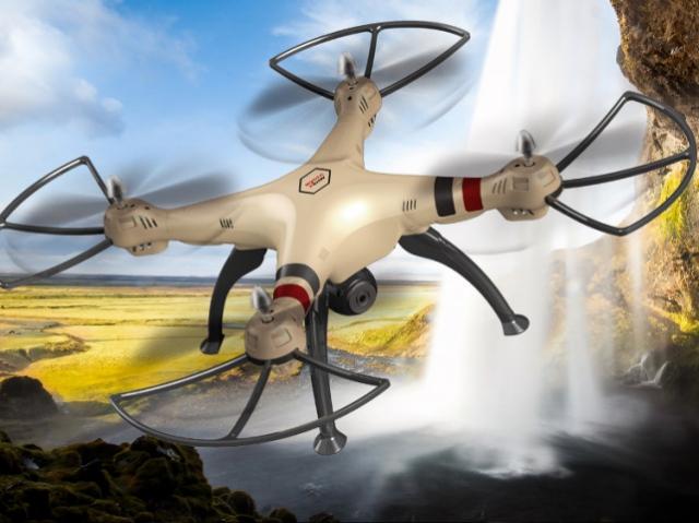 Syma Toys presented X8HW quadcopter