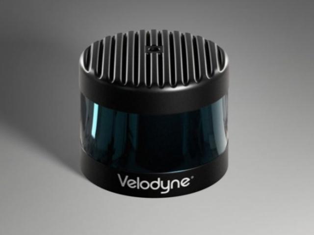 Компания Velodyne выпустила новый датчик для автопилотируемых машин