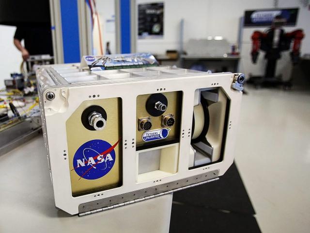 Космический мусор переработают в материал для 3D-печати