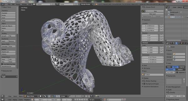 Кто такие 3D-дизайнеры? (инфографика)