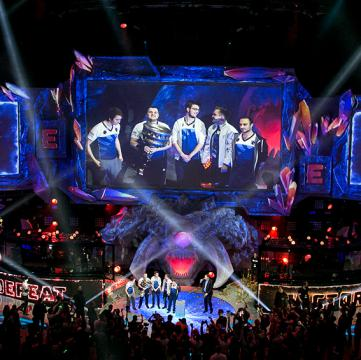 Who organizes eSports tournaments in the CIS in 2018