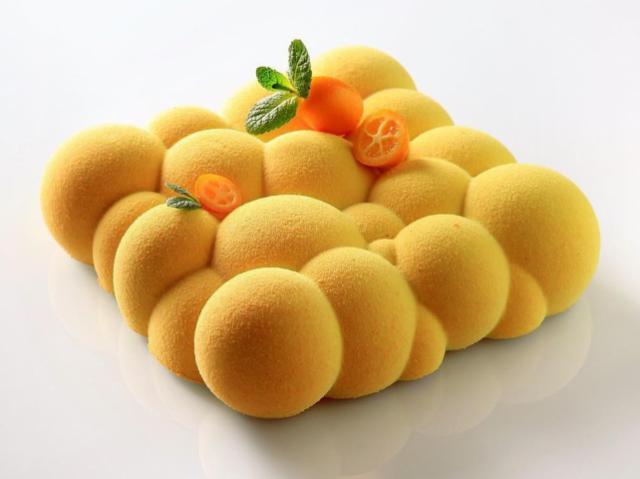 Кулінарний архітектор Динара Касько  створює унікальні 3D-друковані солодощі