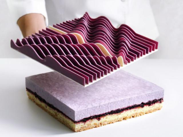Кулинарный архитектор Динара Касько создает уникальные 3D-печатные сладости