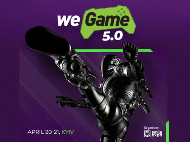Kyiv to host Smile-Expo's anniversary WEGAME 5.0 this spring