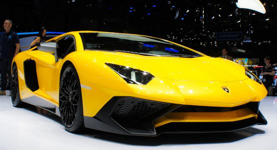 Lamborghini never ceases to amaze the new developments