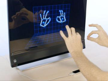 Leap Motion will launch a finger tracking VR technology