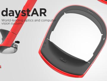 Lenovo announced daystAR head set