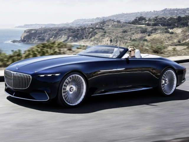 Mercedes-Maybach expanded its line-up with a late model