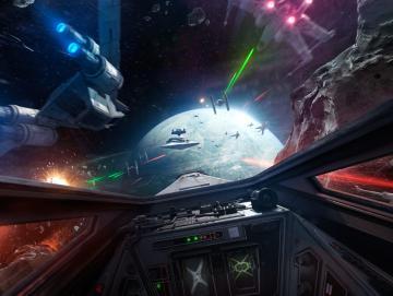 Лучшие VR-игры по вселенной «Звездных войн»
