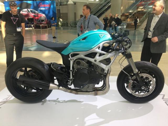 Лунный 3D-принтер, 3D-печатный мотоцикл и другие новости аддитивных технологий