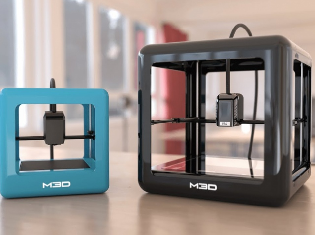 M3D Pro: affordable desktop 3D printer for professionals