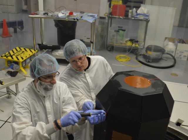 Made in Space протестировала новый 3D-принтер для печати в открытом космосе