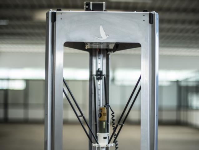 Mag презентует функциональный дельта-принтер ICreatum