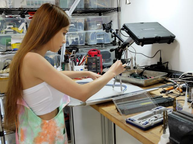 SexyCyborg's manual: creation of sexy bikini on 3D printer (photo)