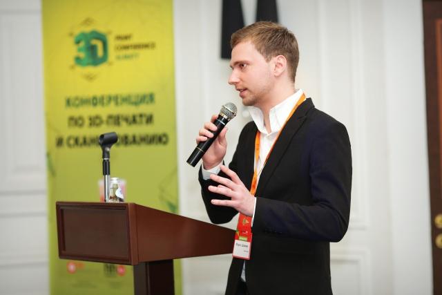 Марес Шамжи в программе «Молодь Плюс»: 3D-печать в Украине и мире
