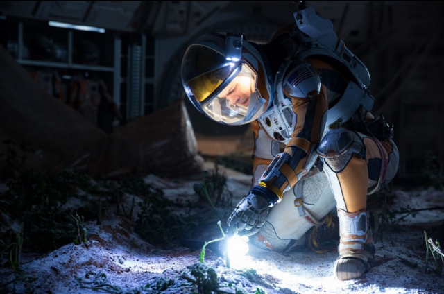 «Марсианин»: правда,  мифы и технологии НАСА