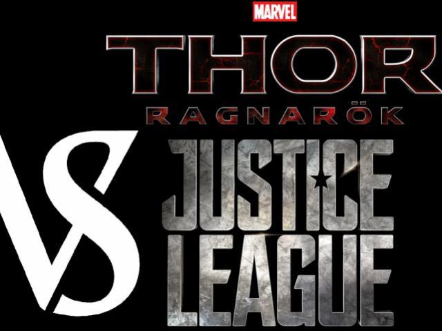 Marvel vs DC: новые трейлеры к фильмам о Торе и Лиге справедливости