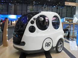 THE CAR THAT RUNS ON AIR