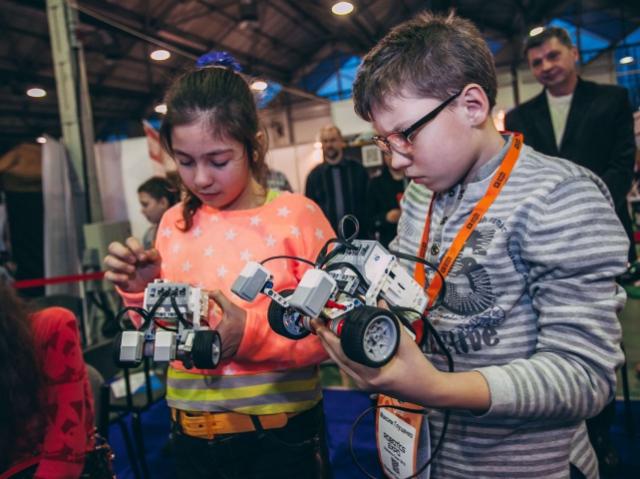 Мастер-классы для детей на Robotics Expo: осваиваем робототехнику в игровой форме