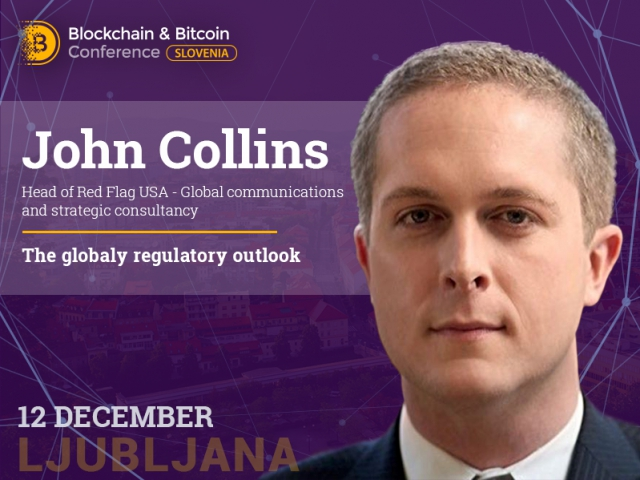 Meet new speaker at Blockchain & Bitcoin Conference Slovenia – Head of Red Flag USA John Collins!