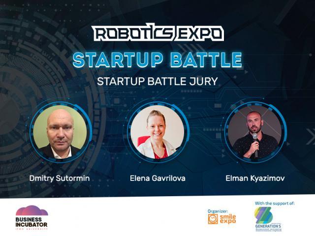 Meet three new jury members of the Startup Battle