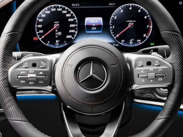 Mercedes-Benz produces autonomous cars