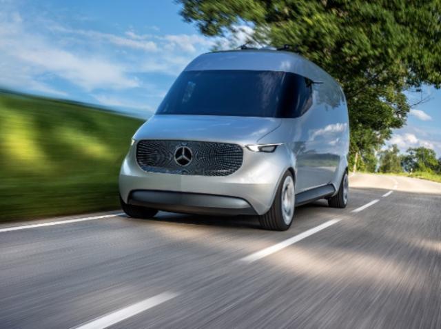 Mercedes и Matternet разработали новый метод доставки грузов с помощью дронов