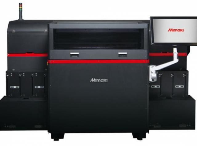 Mimaki презентует фотополимерный 3D-принтер с огромной палитрой оттенков