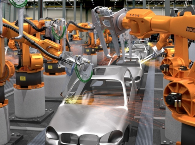 Мировые лидеры рынка промышленной робототехники