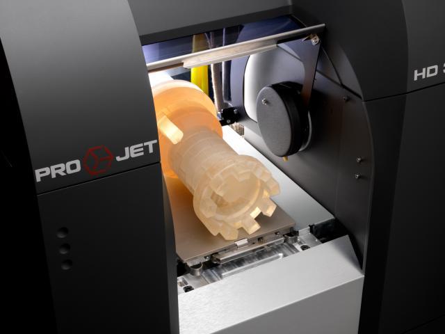 Многоструйное моделирование (MJM) как эффективная методика 3D-печати