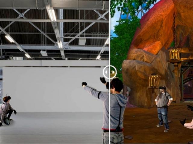Modal VR — многопользовательская игровая платформа без привязки к компьютеру