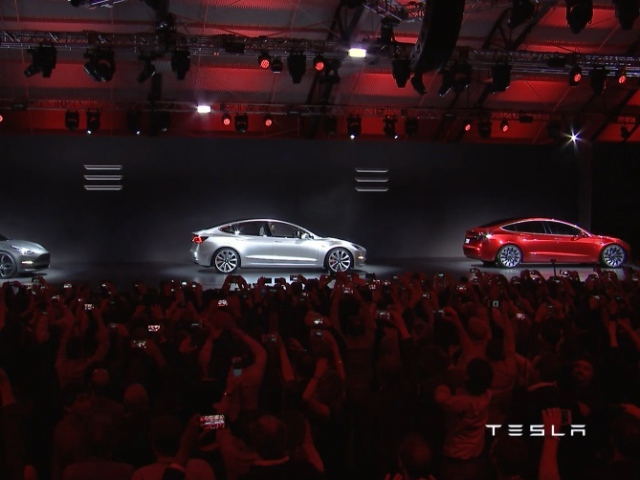 Model 3 вскоре станет «народным» автомобилем