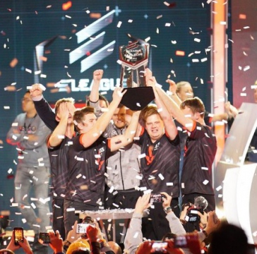 More than $1 million in 3 months! Danish club Astralis set new record
