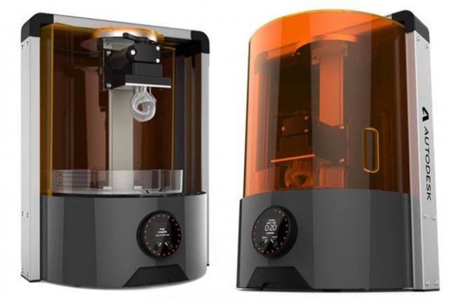 """""""Мощный"""" 3D-принтер от компании Autodesk Ember 3D уже в продаже"""