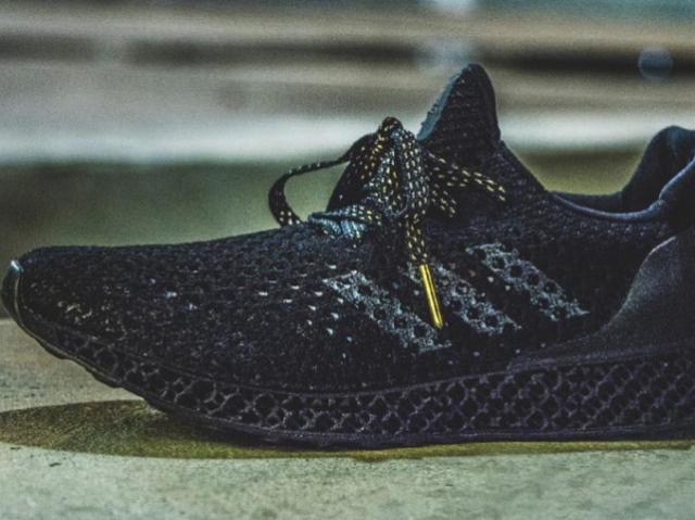 Мотивация от Adidas: завоюй медаль на Олимпийских играх и получи 3D-печатные кроссовки