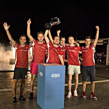 Mousesports became a champion at ESG Tour Mykonos 2017