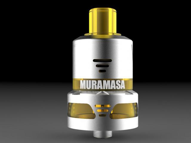 Muramasa RDTA by MarsTeam – transformer atomizer