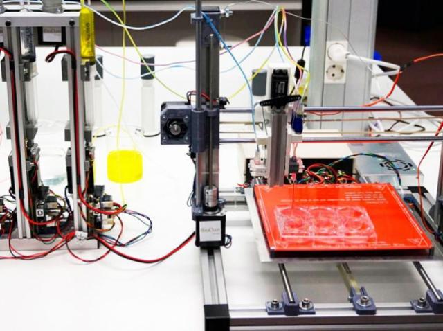 На 3D-принтере будут печатать кожу человека