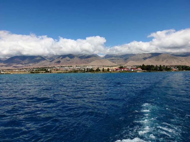 На берегу озера Иссык-Куль планируется создать отель с казино