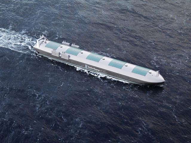 На грузовых судах вскоре будут работать не моряки, а роботы